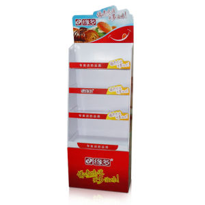Cardboard Pallet Display, Paper Display Stand, Promotional Corrugated Display Cases pictures & photos