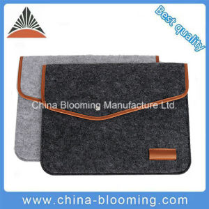 Fashion Felt Waterproof Business Notebook Laptop Sleeve Tablet Bag pictures & photos