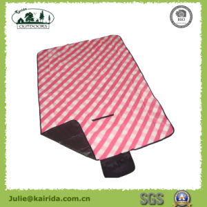 Polar Fleece PEVA Picnic Mat pictures & photos
