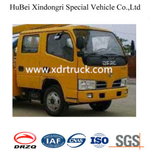16m Dongfeng Euro4 Aerial Platform Hook Truck pictures & photos