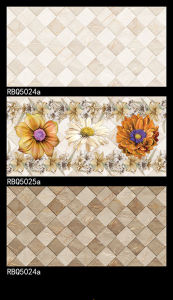 Inkjet Glazed Ceramic Wall Tile Rbq5025A pictures & photos