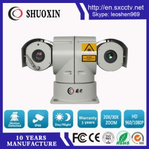 500m Night Vision 2.0MP 20X 5W Laser HD IP Camera pictures & photos