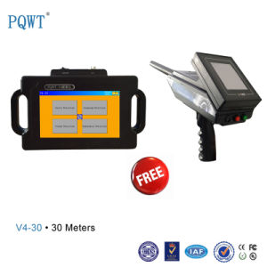 V4-30 Portble Multifunction Underground Cave Metal Gold Detector pictures & photos