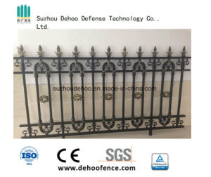 Decorative Interior Epoxy Powder Coationg Fencing pictures & photos