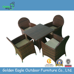 Hot Sale Garden Wicker Set for Outdoor Patio