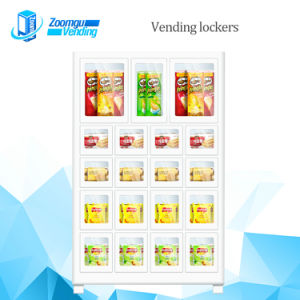 Double Cabinets Sexy Toy Vending Machine S800-10c+19s (22SP) pictures & photos
