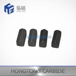 Tungsten Carbide Weld on Teeth Tips pictures & photos
