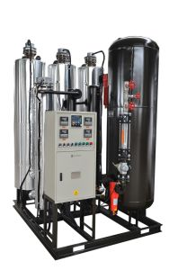 99.9999% Nitrogen Generator Take off O2 by Carbon pictures & photos