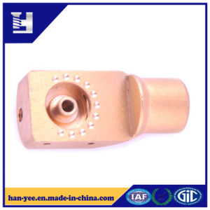 OEM Customized Forged Brass Hole Connector pictures & photos
