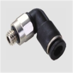 Pl-C Male Elbow Miniature Tube Fittings pictures & photos
