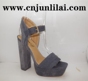 Women Shoes in Denim
