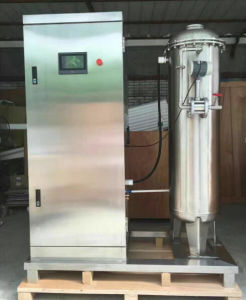 1kg Best Ozone Generator for Dye Textile Wastewater Decolorization Treatment pictures & photos