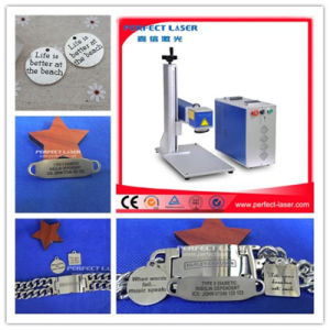 Pedb-400 Wire Marking for Metal Fiber Laser Marking Engraving Machine pictures & photos