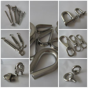 Stainless Steel Rigging pictures & photos