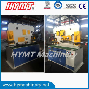 Q35Y-12 Hydraulic Combined Punching & Shearing & bending Machine pictures & photos