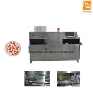 Medical Instrument of Empty Capsule Automatic Inspection Machine pictures & photos