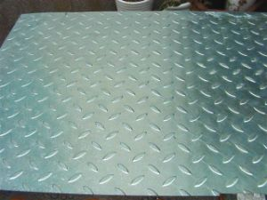 Hot Galvanized Combined Steel Grating with Checker Plates pictures & photos