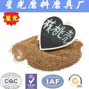 Polishing Abrasive Material, Good Walnut Shell for Sandblasting (XG-A-49-1) pictures & photos