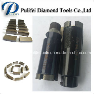 Reinforce Concrete Wet Use Diamond Core Drill Bit Segment