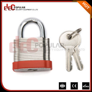 China Manufacture of Steel Laminated Padlock pictures & photos