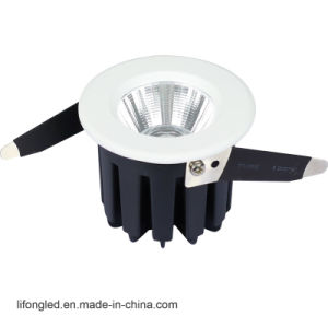 Ce RoHS SAA 3W Cabinet Recessed COB LED Downlight pictures & photos