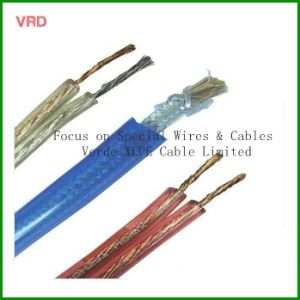 Hot Sale PVC Insulated Speaker Wire Cable pictures & photos