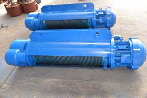 Construction Electric Wire Rope Hoist pictures & photos