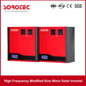 230VAC Modified Sine Wave Solar Power Inverter with 40A PWM Charger pictures & photos