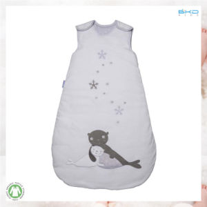 Plain Dyed Baby Clothes Baby Girl Sleeping Bag pictures & photos