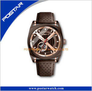 New Fashion Automatic Mechanical Watch for Business Man Watch Skeleton pictures & photos