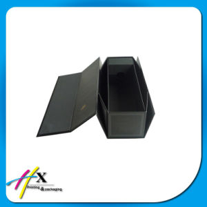 Customized Foldable Paper Gift Box for Wine Packaging pictures & photos