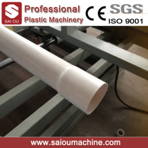 Water Supply/Water Drainage PP PE PVC Pipe Extrusion Production Line pictures & photos