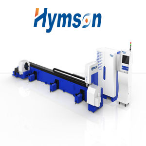 Hymson High Precise Tube Fiber Laser Cutting Machine pictures & photos