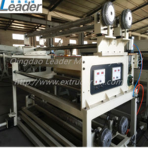 Polycarbonate PC Hollow Sheet Extrusion Machine pictures & photos