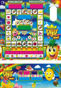 Fruit King Slot Game Machine, Gambling Games pictures & photos