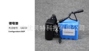 Rechargeable 7.4V 3200mAh Lithium Battery Pack LiFePO4 Battery for Remote Control Drone Battery pictures & photos