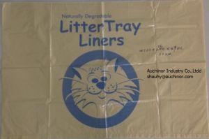 Pet Liner Scented Biodegradable HDPE Plastic Doggy Poop Bag Pet Bag Pet Waste Bag Food Tray Liner Nappy Bag Cat Liner Dog Waste Bag Tabbed Bag pictures & photos