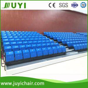 Indoor Retractable Bleacher Retractable Tribune Telescopic Seating Grandstand Jy-720 pictures & photos