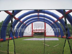 Inflatable Bunker Tent for Paintball Game pictures & photos