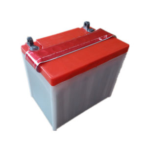 Geat Starting Performance for Lawn Mower Battery 12V 24ah 12n24-3A pictures & photos
