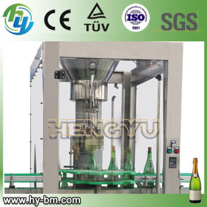 Automatic Bubbly Capping Machine (DSJ-1) pictures & photos