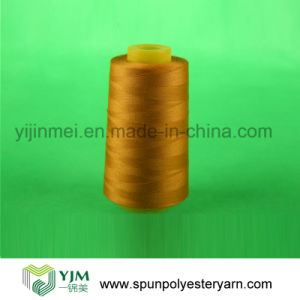 7000m Bright Virgin Polyester Sewing Thread pictures & photos