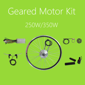 250W Rear Hub Motor Electric Bike Conversion Kit pictures & photos