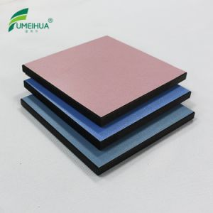 Double Side Wood Color Phenolic Compact Laminate/ HPL Panel pictures & photos