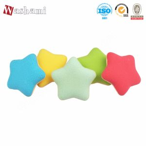 Washami Hot Selling Cosmetic Powder Puff, Private Label Makeup Sponge pictures & photos