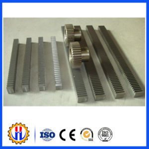 Construction Stainless Steel Hoist Rack and Pinion pictures & photos