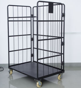 Logistics Rolling Container Warehouse Storage Trolley pictures & photos