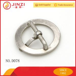 Large Metal Pin Buckle Round Pin Buckle Slider Buckle pictures & photos