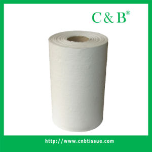 """1 Ply Paper Hand Roll Towel 18.5cm X 80m(7.28""""x24.38feet) pictures & photos"""