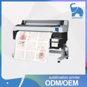 Large Promotiom 1.8m Digital Textiel Dye Sublimatiom Inkjet Printer Machine Digital pictures & photos